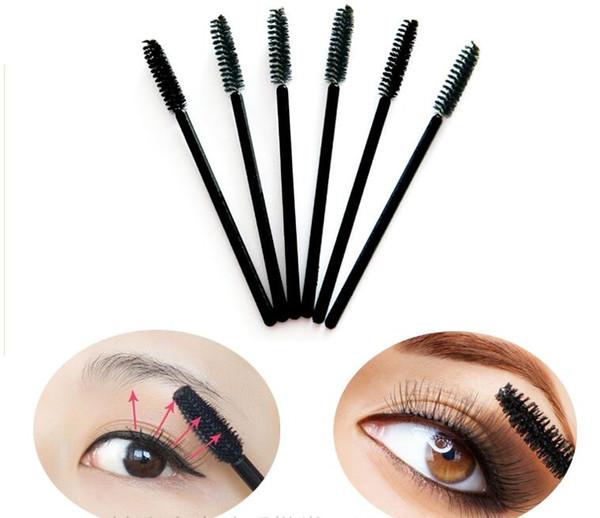 Lady Makeup Eye Lash Curler Disposable Mini Cosmitic Eyelash Brush Square  Brush Applicator Eyelash Mascara Wand Portable Makeup Tools Free Makeup How