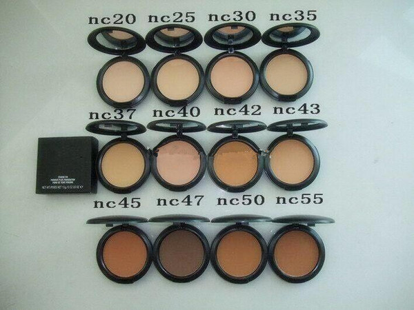 Hot Makeup Studio Fix Face Powder Plus Foundation 15g Volume High Quality DHL Free shipping