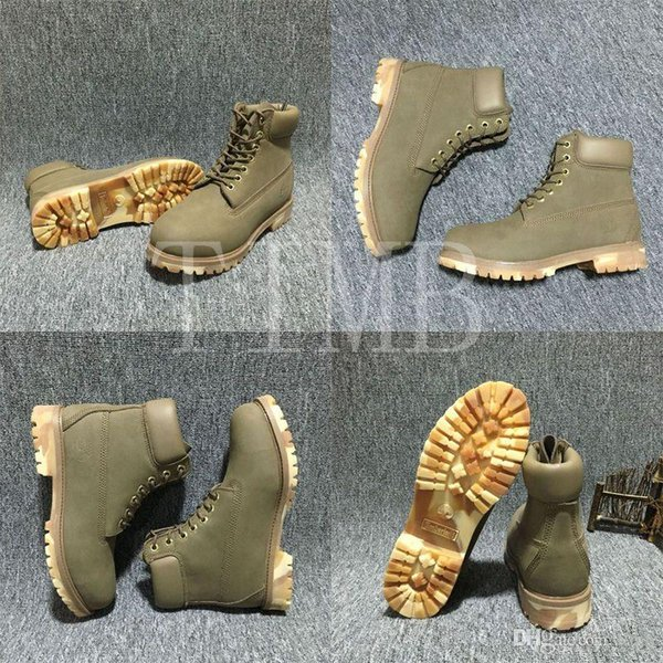 Acheter Mode Unisexe Timberland Hommes Femmes Bottes Premium À 6 Pouces Classic 10061 Lovers Bottes Timberlands Chaussures Camouflage Bottines