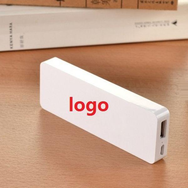 (Factory wholesale, Custom LOGO) ultra-thin Power Bank 3000mah Universal Charger Phone External Battery for Apple iphone samsung Powerbanks