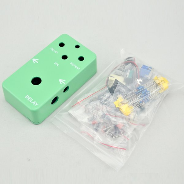 DIY Delay-1 Pedal Kit@Make your own Effect Pedals Kits and parts @Free ship