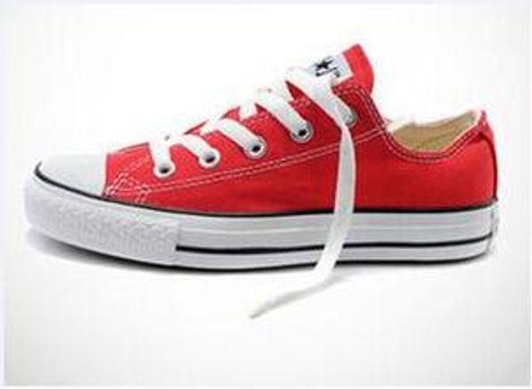 New quality Classic Low-Top & High-Top canvas Casual shoes sneaker Men's /Women's canvas shoes Size EUR 35-46 retail