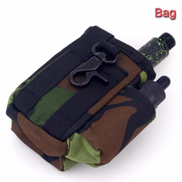 Borsa di vapore personalizzata all'ingrosso-all'ingrosso 11 * 2.5 * 6.5cm accessori di sigaretta elettronica della cassa del sacchetto del MOD