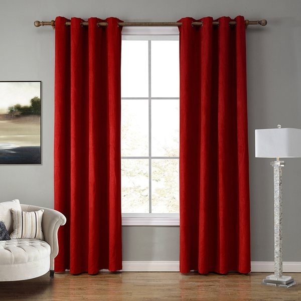Curtains Ideas curtain panels on sale : 2016 2016 New Window Curtains,Single Panel Hot Sale Solid Blackout ...