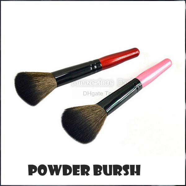 Cheap short-Handled Soft And Dense Makeup Brush Pro Cosmetic Brush BB Cream Concealer Foundation Blush Powder Brushes 30PCS