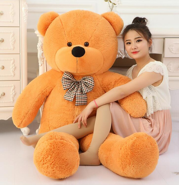 Big Sale big teddy bear giant large stuffed toys animals plush kid children baby dolls lover toy valentine gift for girls