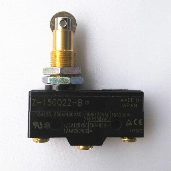 Z-15GQ22-B Микропереключатель привода роликовой резьбы 100% гарантия хорошего качества нормально разомкнутый переключатель хода