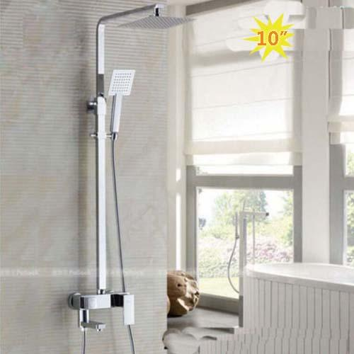 Grifo de la ducha 10