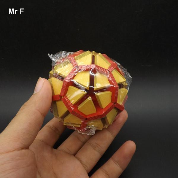Fun Brain Teaser Magic Puzzle Wood Toy Lock Game Kid Gift Christmas Teaching Prop Educational Gadget