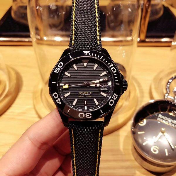 2019 Novo Produto 3A Qualidade de Alta-grade Homens de Aço Inoxidável Relógio de Importação XTC8215 Automático Máquinas de 43mm Men Sapphire Night Watch