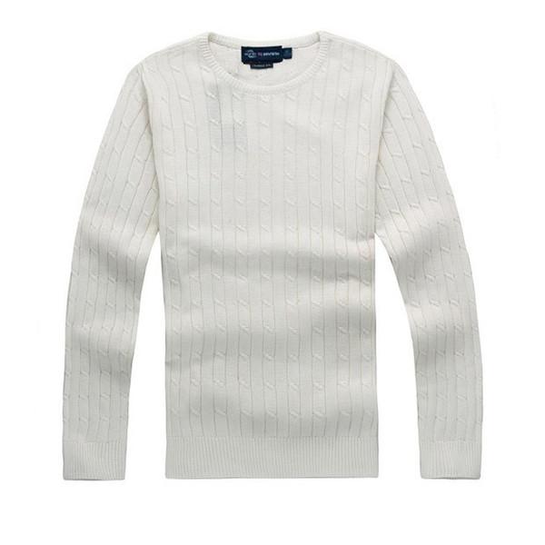 mary2100 / O envio gratuito de nova alta qualidade polo marca torção camisola dos homens de malha camisola de algodão jumper pullover camisola dos homens pol