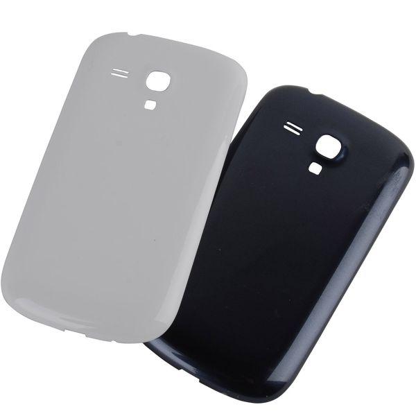 für Samsung Galaxy S3 mini i8190 Original OEM WhiteBlack Gehäusedeckel hinten Akkudeckelgehäuse