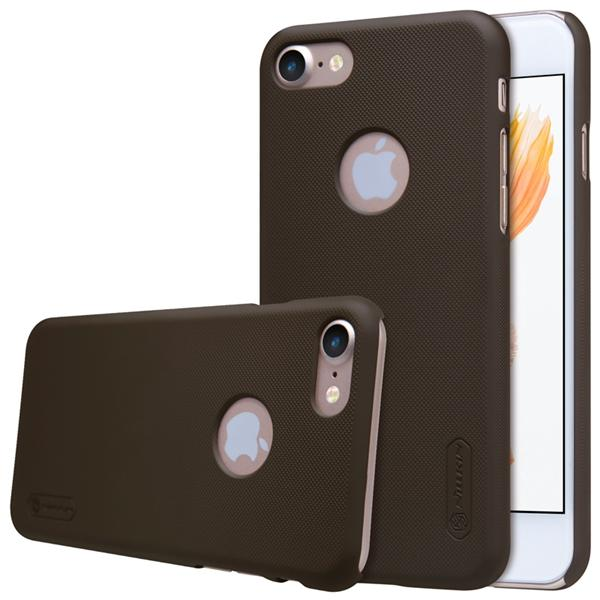 wholesale Matte Case Cover For Apple iPhone 7 , iPhone 7 plus NILLKIN Super Frosted Shield For Apple iPhone 7 With Retail Package Free Film