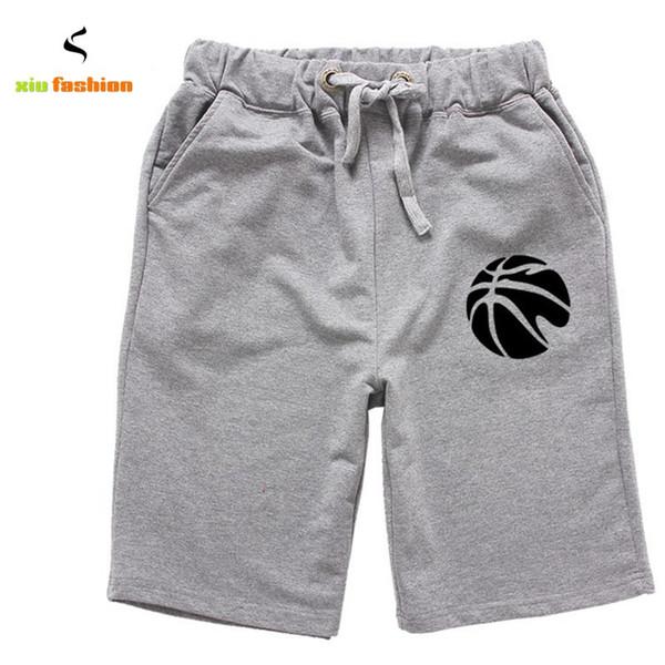 Wholesale-Big Size Mens Basketball Shorts Summer Style 100% Cotton Hip Hop Gym and Running Beach Shorts Bermuda Masculina M-3XL