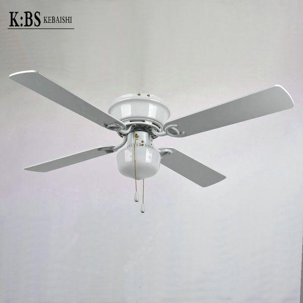 Wholesale modern continental fan with light ceiling fan lights restaurant lamps lighting bedroom lamp 120v