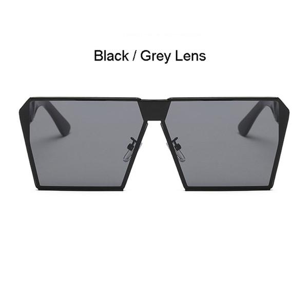 Cadre Noir Gris Objectif