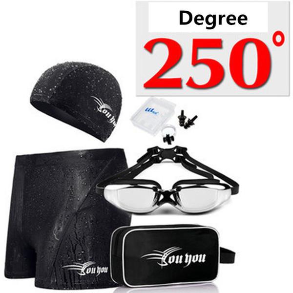 degree 250