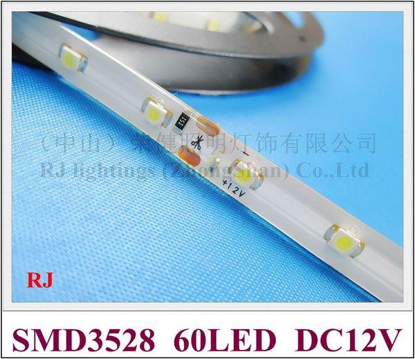 online store 700ec b13b2 Epoxy Waterproof IP44 SMD 3528 LED Strip Light Flexible Strip Soft Strip  DC12V SMD3528 60 Led 4.8W/M IP44 CE Led Strip Tape Led Strip 3528 From ...