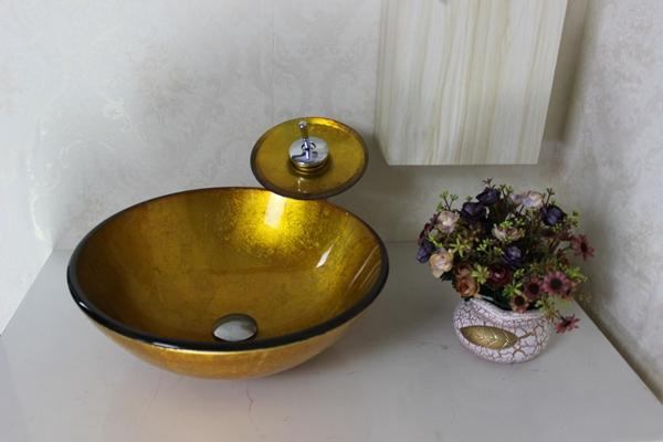 Bathroom Glass Basin Basin glass bowl sinks clear tempered glass basins for bathrooms Modern Bathroom Basin N-148