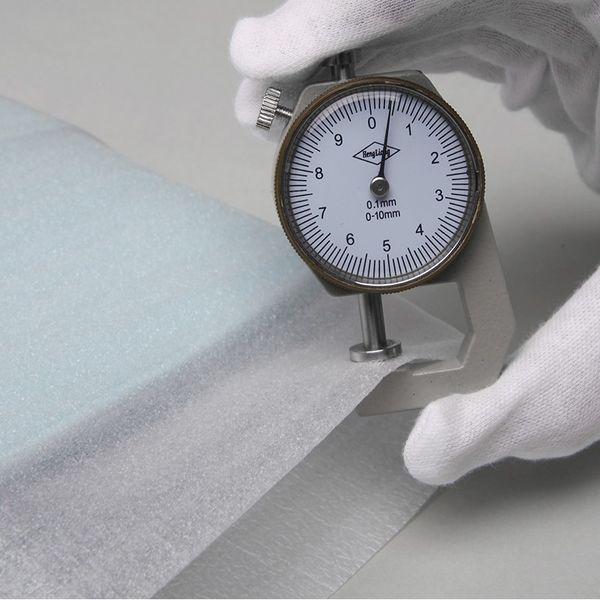 Atacado-10 * 20cm (3.94 * 7.87 polegadas) 0.5mm 50Pcs EPE Embalagem sacos de espuma de proteção Embalagem Envoltório Eva Foam Sheet Board Isolamento Verpakking