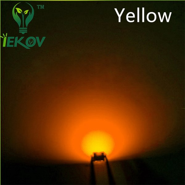 10000pcs 2835 0.2W SMD Yellow LED Super Bright Light Diode High Quality SMT Chip lamp beads Suitable for bicycle and Car DIY