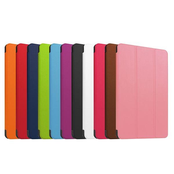 "50pcs Silm PU Leather Case Cover for Lenovo Tab3 8.0 TB3-850F TB3-850M 850F 850M Tablet 8"" NOT for Lenovo Yoga Tab3 YT3-850F/850M/850L"