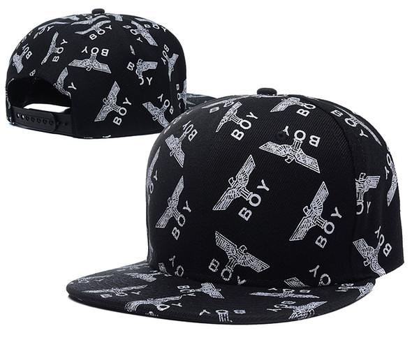 Günstige BOY LONDON Hysteresen Hüte Hiphop BOY LONDON Hysteresen Mode Caps Hiphop Verstellbare Kappe Street Popular