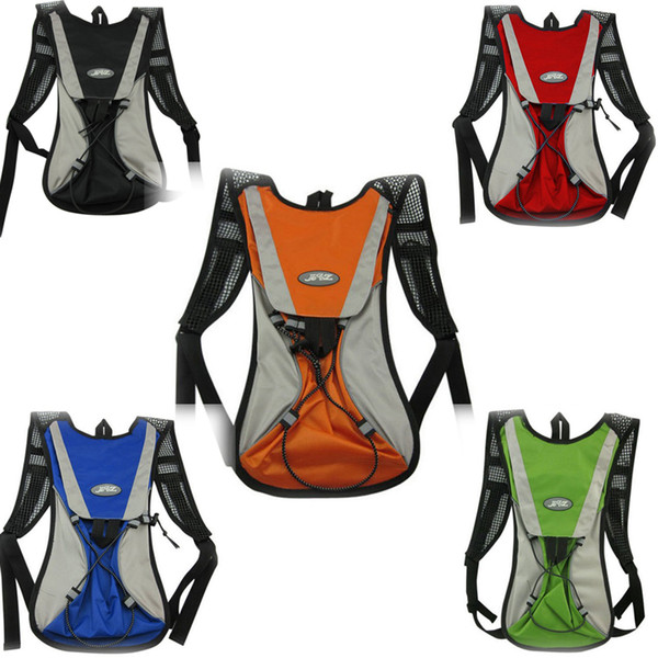 top popular 2L Outdoor Sports MTB Road Cycling Bicycle Bike Bag Hydration Backpack Hiking&Camping Backpack 07 2019
