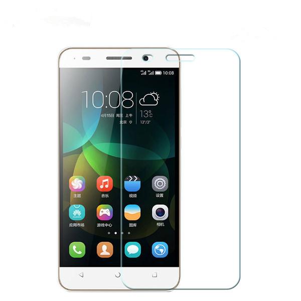 Protecteur d'écran en verre trempé de qualité supérieure pour Huawei G Play, film de protection renforcé GX8 mini avec emballage de détail