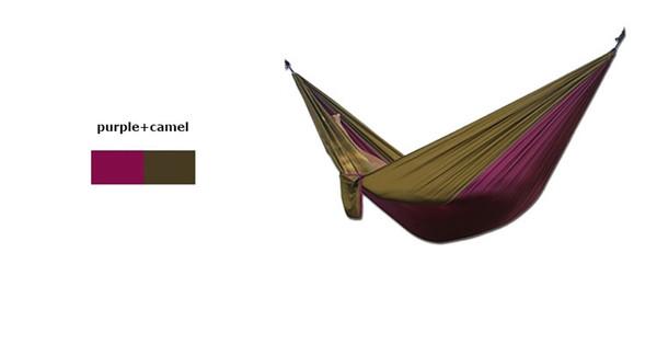 roxo + camelo