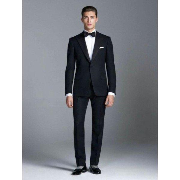 Groom Wear Wedding Suit Men Groom Tuxedos Best Men Suit Wedding ...