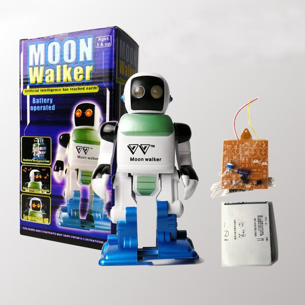 Smart Robot Action Walk Dancing Electronic Gesture Sensor Kids Diy