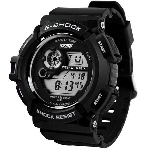 2016 новый G стиль цифровые часы S шок мужчины военная армия часы водонепроницаемые