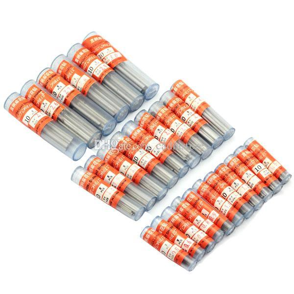 10PCS 0.5-3.5mm Micro HSS Twist Drilling Bit Straight Shank Electrical Tool B00378 OSTH