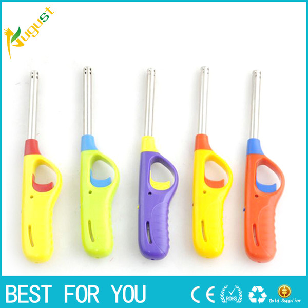 Electronic Igniter Ignition Module mix color mini lighter useful tool for kitchen also offer torch jet gas USB lighter