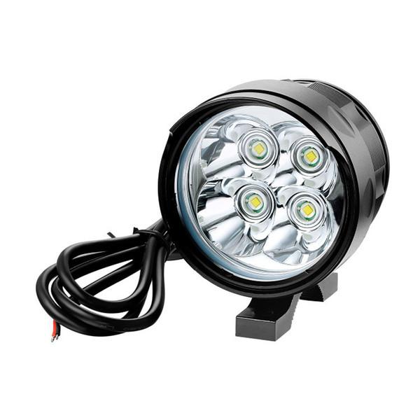 top popular Super Bright Motorcycle LED Headlight Lamp 3pcs-18pcs Fog Lights Headlamps Electric Car Spotlights White Flash Light 2021