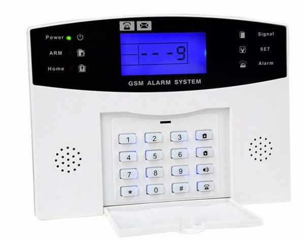 Wholesale- Telephone Voice Dialing Automatic Alarm Dialer Alarm Host Dialer Wired Voice Auto-dialer Burglar Security House System