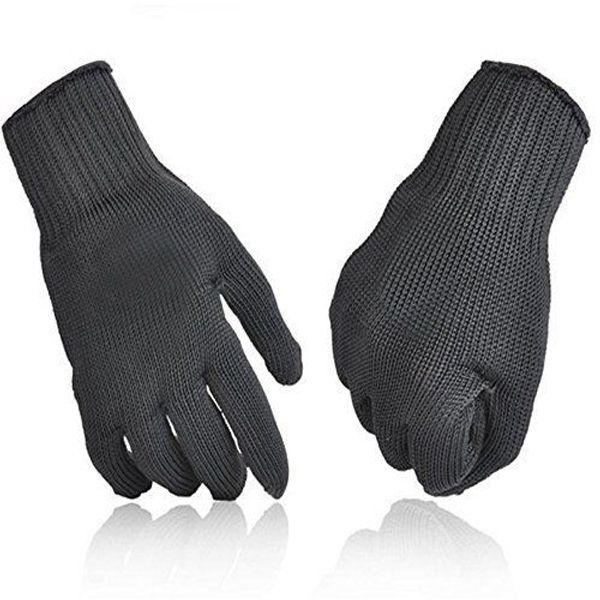 Kevlar Arbeitsschutzhandschuhe Schnittfeste Anti-Abriebsicherheit 5A-Klasse