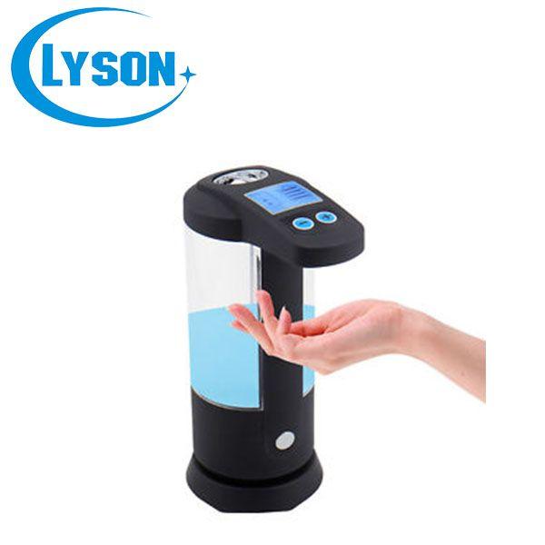 Handsfree LCD Display Automatic Liquid Soap Dispenser 3 Levels Control Auto Sensor Sanitizer Dispenser Liquid Soap Dispenser