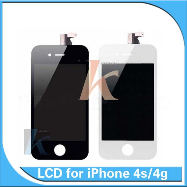 замена панели передней iphone 4s
