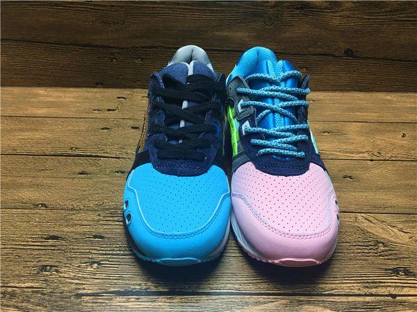 2019 Best Quality Asics Gel Lyte III 25 Homage Running Shoes For Men Women Designer Shoes Athletic Sport Sneakers EUR36 44 From Wegosport, $76.15  