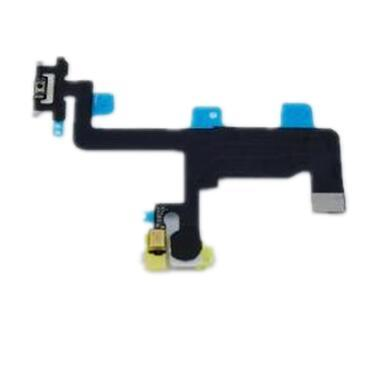 """Power Flex Cable for iPhone 6 6G 4.7"""" Switch On Off Sensor Proximity Ribbon Replacement parts"""