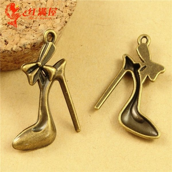 Silver Yellow Plated Cat Charm 19mm