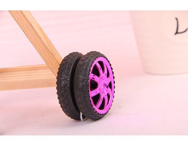 Gift classic traditional toys Plating wheel yo-yo yo-yo yoyo ball Traditional Toys / children's toys / hot / free shipping