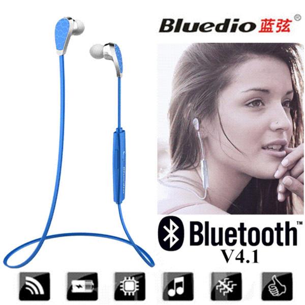 Bluedio N2 Auriculares Bluetooth Auriculares Estéreo Auriculares In-Ear Auriculares Inalámbricos Deportes para iPhone xiaomi ect todos los teléfonos inteligentes