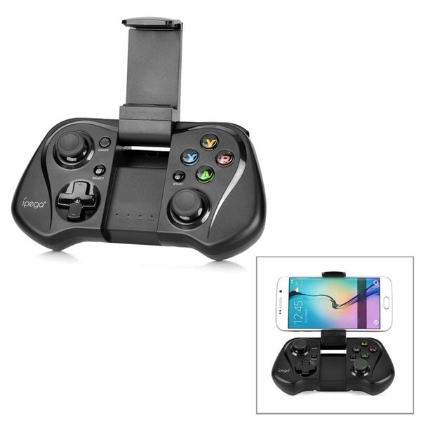 DHL iPEGA PG-9052 Wireless Bluetooth Controller Handle for Mobile Phone Android Gamepad Joystick