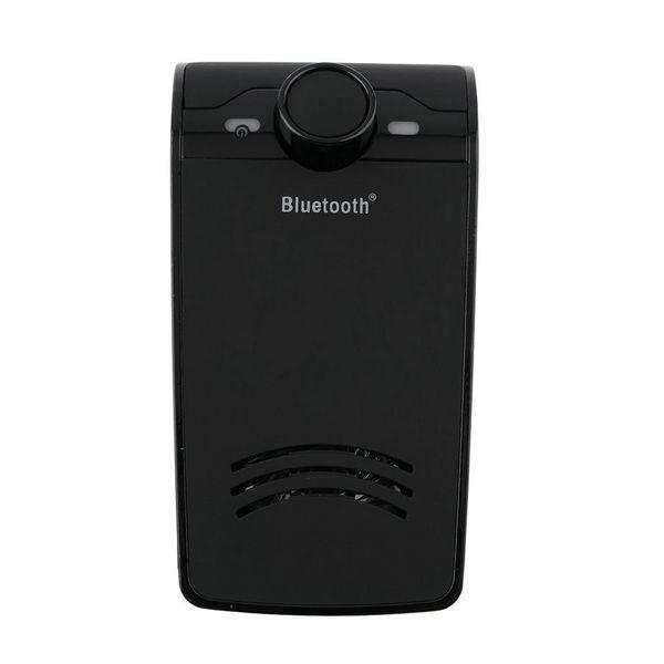 BT-828 Wireless Bluetooth Handsfree Car Kit Speakerphone Speaker Phone Sun visor Sunvisor Clip MP3 10m Distance For iPhone with Car Charger