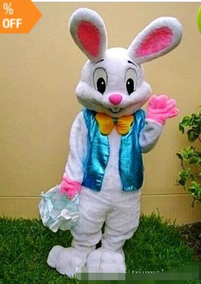 La vendita 2016 come le torte calde coniglio professionale della lepre del coniglio della mascotte del costume della coniglietto di pasqua insegue lo SME libero di trasporto