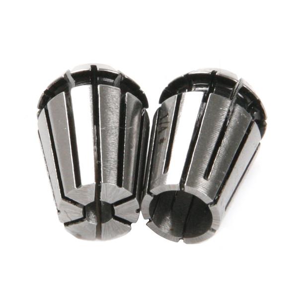 best selling 1 8'' 1 4'' ER11 Spring Chuck Collet Set For CNC Workholding Milling Lathe B00196 BARD