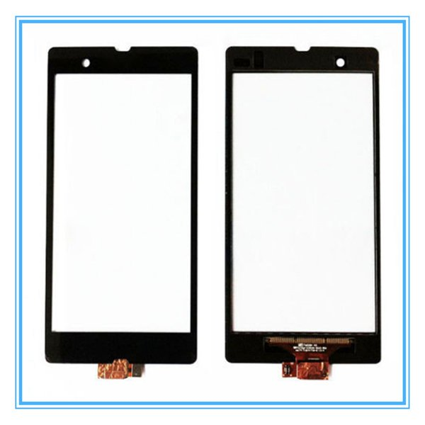 Replacement Touch Screen For Sony Xperia Z L36h L36 LT36i C6603 C6602 Touch Panel Sensor Digitizer Glass Lens Free Shipping